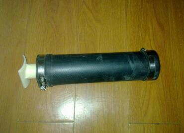65硅胶管式曝气器